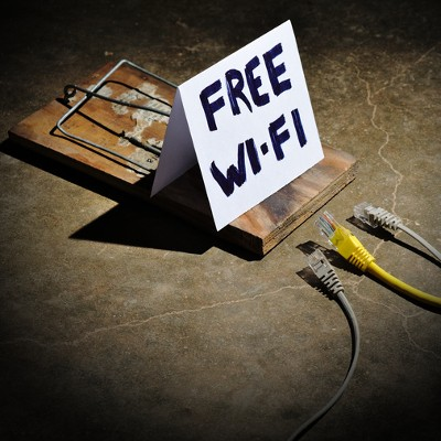 Tip of the Week: Why You Should Think Twice Before Connecting to Public Wi-Fi