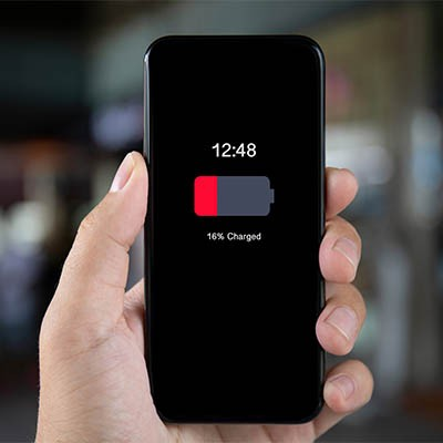 5 Tips to Give Your Mobile Device's Battery a Boost